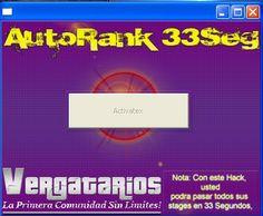 AutoRank 33 seg ByForce1758 & Zahi