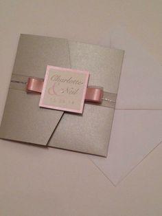 Wedding Invites, craft, hand made, graphic design