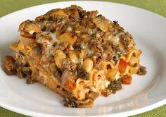 Heart healthy Lasagne