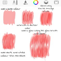 Color Pencil Drawing Tutorial How to draw hair using autodesk Sketchbook: Step by step~♡ Digital Painting Tutorials, Digital Art Tutorial, Art Tutorials, Sketchbook App, Autodesk Sketchbook Tutorial, Sketchbook Online, Digital Art Beginner, How To Shade, Hair Sketch
