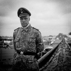 Robert Holder, Hauptmann, 130th Panzer Lehr Division cmdr.