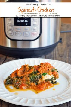 Cleaning Eating Recipes Instant Pot Ideas For 2019 Healthy Eating Habits, Clean Eating Recipes, Clean Eating Snacks, Healthy Living, Eating Vegan, Instant Pot, Dairy Free Recipes, Healthy Recipes, Healthy Dinners