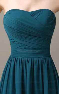 The Teal bridesmaid dresses are fully lined, 4 bones in the bodice, chest pad in the bust, lace up back or zipper back are all available, total 126 colors are available.This dress could be custom made..
