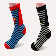73cac7de208 Girl s Superhero Socks (2 Designs) - free shipping worldwide. Batman Cape3  ...