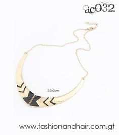Collar arrow necklace