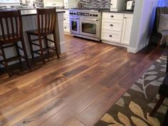 Character Walnut Wide Plank Flooring [Balsam Wide Plank]