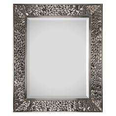 Have to have it. Ren-Wil Soldered Satin Nickel Wall Mirror - 30W x 36H in. $394.20