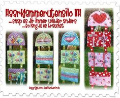 Leni Colourful: Free embroidery designs