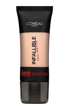 L'Oreal Infallible Pro-Matte 24 Hour Foundation