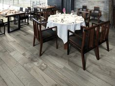 Flooring inspired by Napa Valley - Tile made to look like wood by Shaw Floors. #sponsored