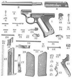 M16 Exploded Diagram Home Network Wiring Diagrams View | Guns Pinterest View, And