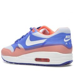 NIKE AIR MAX 1 HYPERFUSE HYPER BLUE/PINK FORCE