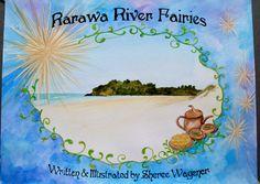 Rarawa River Fairies New Zealand Far North Beach Setting for a beautiful childrens book Trouble Falling Asleep, Mindfulness For Kids, Moon Magic, North Beach, Top Gifts, Mom And Dad, Childrens Books, Fairies, Christmas Gifts