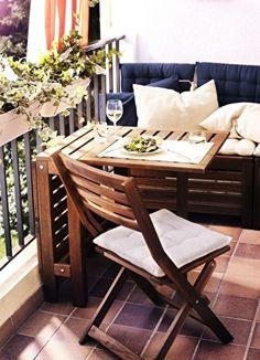 Balkonlar için 30 dekorasyon önerisi