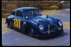 Porsche 356 pre A Porsche Classic, Classic Cars, Classic Auto, Porsche Autos, Porsche Cars, Porsche Carrera, Vintage Racing, Vintage Cars, Sport Cars