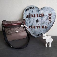 laurence sur Instagram: #polka de chez #sacotin ...Véro est une créatrice de patrons de sacs que j'adore , j'en suis une très grande fan !!! C'est grâce à elle et…