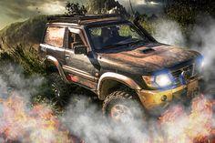 Jurassico - 4x4 offroad jurassic