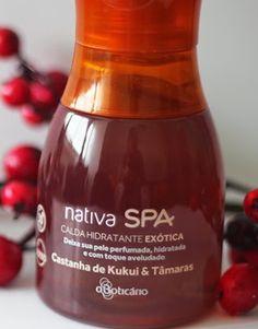Amostras e Passatempos: Passatempo Calda Hidratante Exótica O BOTICÁRIO by...