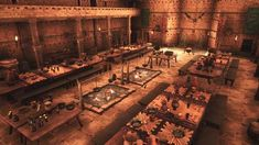 Post with 5330 views. Rp Ideas, Game Ideas, Vikings, Conan Exiles, Base Building, Architecture Building Design, Throne Room, Conan The Barbarian, All Art