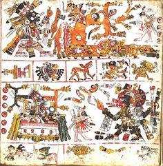 FORMATO DE LOS LIBROS PRECOLOMBINOS.- De las diferentes culturas asentadas en México sólo nos han llegado testimonios escritos de los mayas, de los mixtecas y retazos de los aztecas.