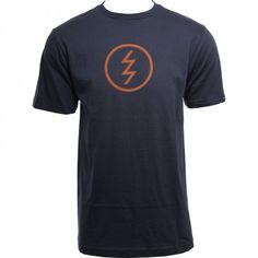 Electric Mens Shirt New Volt Navy  www.hansensurf.com