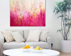 Original Abstract Painting Modern Art Abstract by JudyMintze