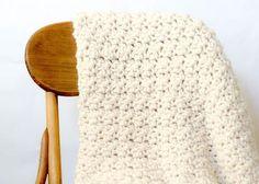 Chunky Icelandic Blanket   FaveCrafts.com