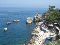 first stop on our honeymoon. vico equense, italy (near sorrento). im sure you all understand why i cried when we left this place. :)