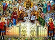 Παναγία Ιεροσολυμίτισσα : Ο Παράδεισος...κερδίζεται για τόσο λίγο