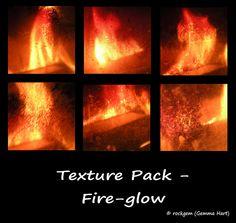 Texture Pack - Fireglow by rockgem