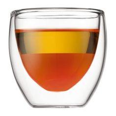 Bodum Pavina double walled glassware