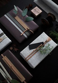 5 Beautiful Gift Wrapping Ideas with a Natural Touch