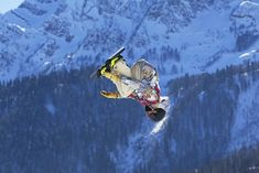 Snowboard Fly Olympic Games Sochi Sport Poster
