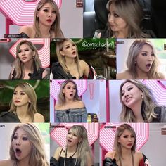 CL Mood Board    MixNine Edition