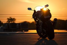 Take advantage of the golden hour with your bike. Motorcycle Photography, Good Things, Bike, Golden Hour, Vehicles, Google, Bicycle, Bicycles, Cars