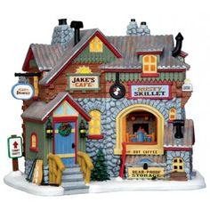 Lemax Christmas Village, Jakes Café