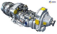 Pratt  Whitney Turboprop Engine