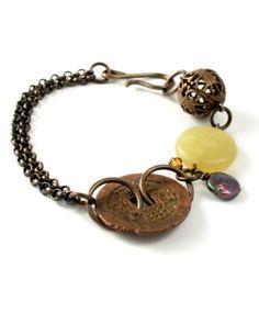 Vintaj - BK034 - Ancient Coin Bracelet Kit