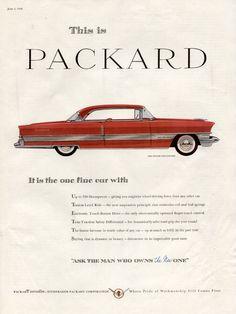1956 Packard Ad-10