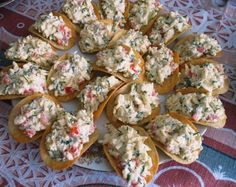 Snack on chips: 7 varieties of filling Fresco, Party Sandwiches, Tacos, Keto Diet For Beginners, Carne, Potato Salad, Keto Recipes, Brunch, Chips