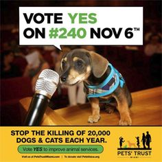 Miami-Date County – Vote Yes on #240 on Nov. 6