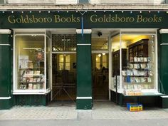 Goldsboro Books (bookstore in London that specializes in signed first edition copies)