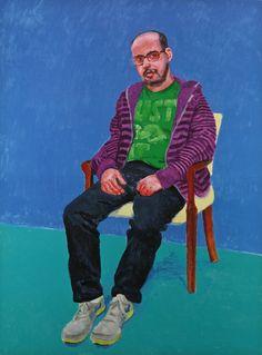 Avner Chaim David Hockney