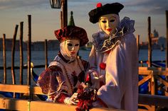 Top 10 Best Carnivals in the World - Carnival of Venice in Italy