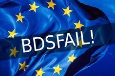 MAlas noticias para el BDS, su mensaje de odio se ve cercado cada vez más por los legisladores, conscientes del peligro de sus actos y su discurso. En reacción a algunos intentos en Europa de boico…