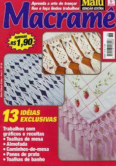 Revista de Macramé - Fliberty Kelly Perez Ramirez - Picasa Webalbums