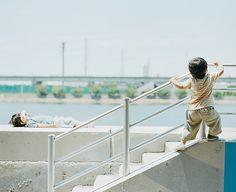the boys of summer #3 (by Hideaki Hamada)