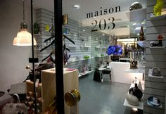 Design Store(y): Maison 203 Photo 3d Printing Industry, 3d Printed Jewelry, Regions Of Italy, Interior Decorating, Interior Design, Retail Space, Stores, Furniture Decor, 3 D