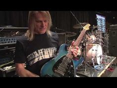 ▶ Steve Morse talks about his Music Man Signature Model - YouTube