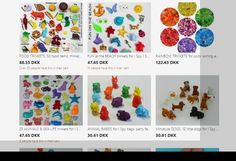 (2019-03) Etsy-søgning på 'trinkets' Beach Fun, Baby Animals, Gadgets, Etsy Seller, Rainbow, Charmed, Unique Jewelry, Handmade Gifts, Party